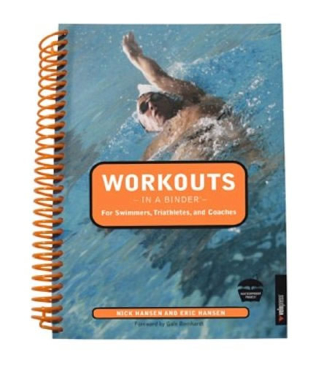 Workouts in a Binder for Swimmers, Triathletes, and Coaches at  SwimOutlet.com. '