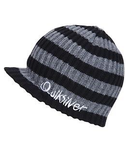 8f158b452bb Quiksilver Treaty Beanie at SwimOutlet.com