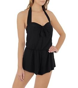 5d70e4a4179 Magicsuit by Miraclesuit Solids Romy Romper Swimsuit at SwimOutlet ...