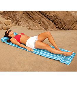 Picnic Time Soleil Beach Mat