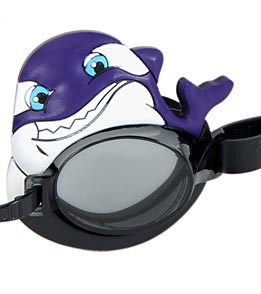 TYR Happy Whale Goggles