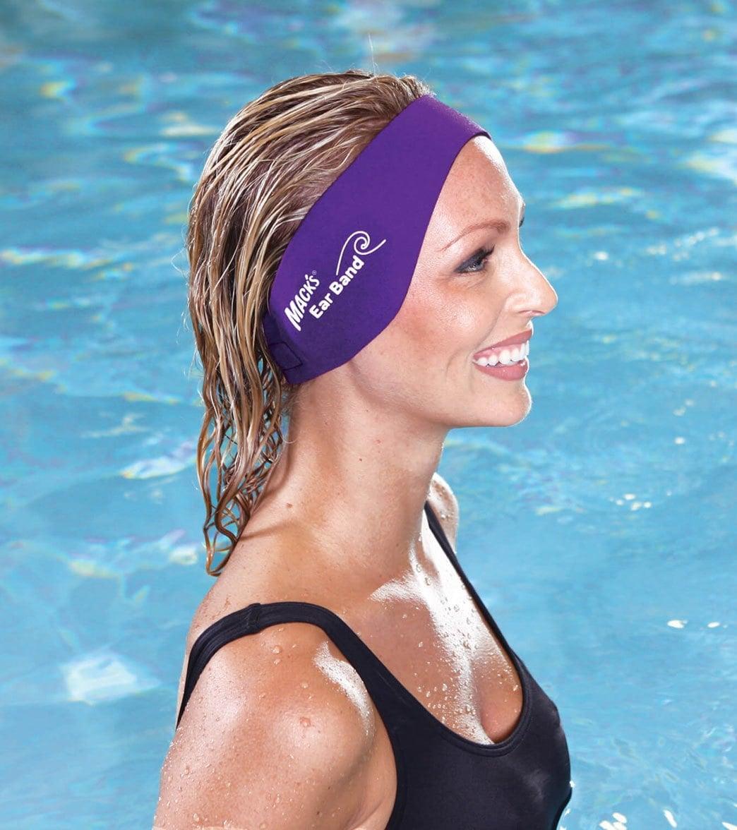 68324b46ec6ea Mack s Ear Band Swimming Headband