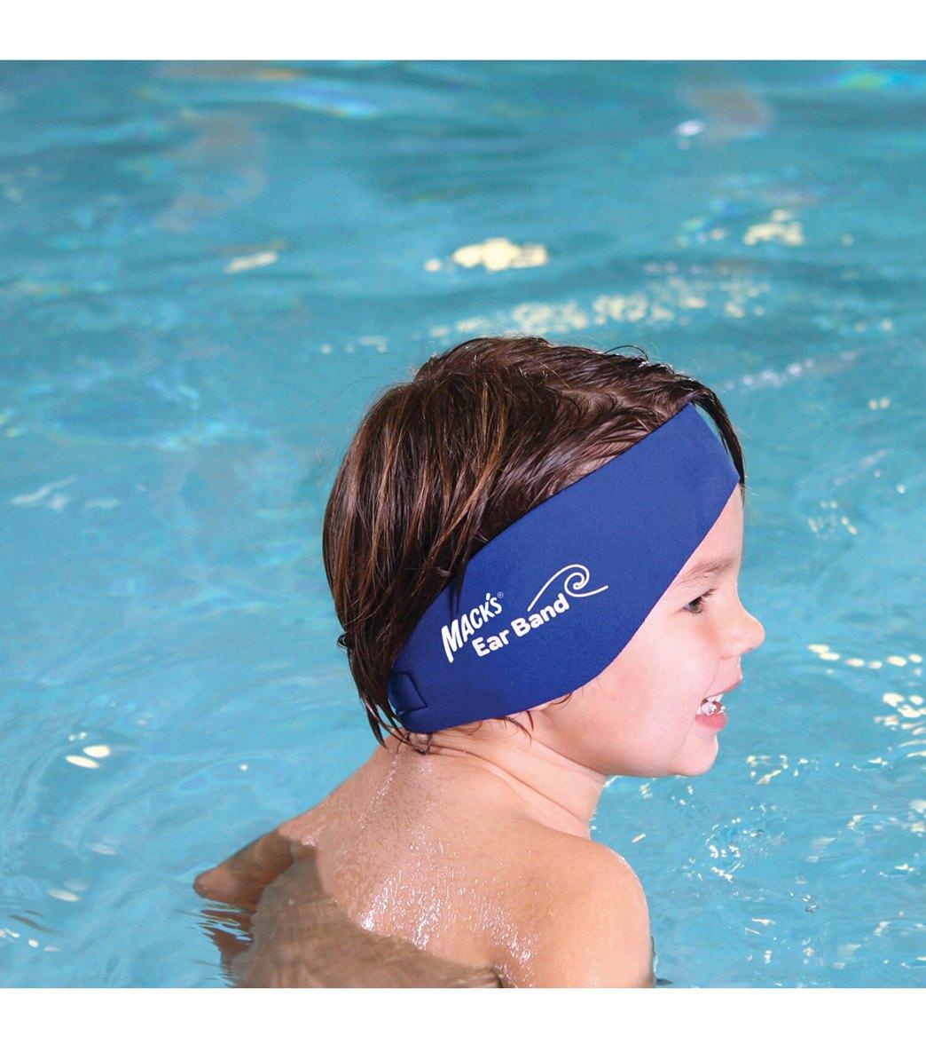 f2729de2a2 Mack's Ear Band Swimming Headband at SwimOutlet.com