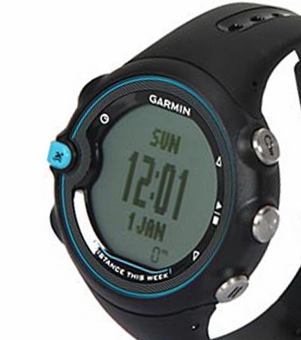 Garmin swim training waterproof watch black at free shipping for Garmin swim pool swimming watch