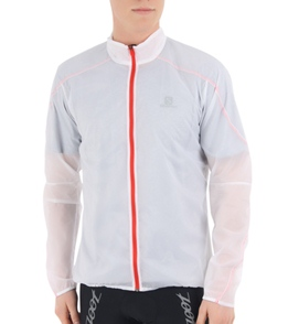 7161fbe78 Salomon Men's S-Lab Light Running Jacket at SwimOutlet.com - Free ...