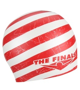 The Finals Independence Silicone Swim Cap