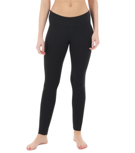 Beyond Yoga Quilted Side Panel Long Legging At YogaOutlet