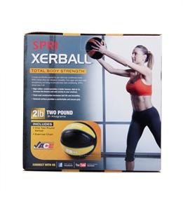 SPRI Xerball - 2 Tone 2lb