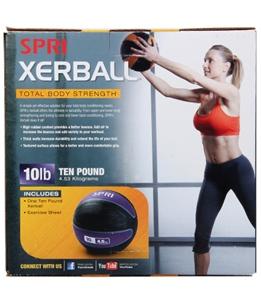 SPRI Xerball - 2 Tone 10lb