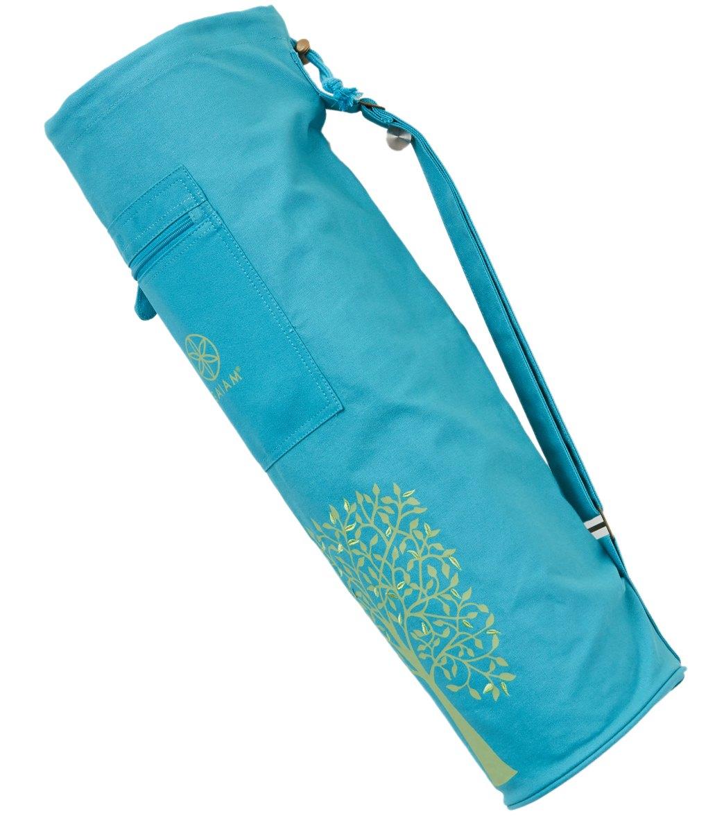 06aacdb25c Gaiam Harmony Tree Yoga Mat Bag at YogaOutlet.com