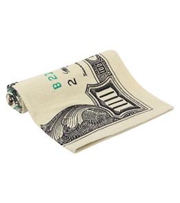 Kaufman Sales 100 Dollar Bill Beach Towel 30
