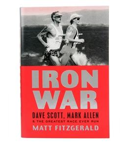 Iron War by Matt Fitzgerald with Bob Babbitt
