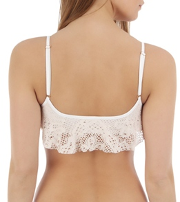 Bettinis Legacy Lace Trapeze Crochet Top