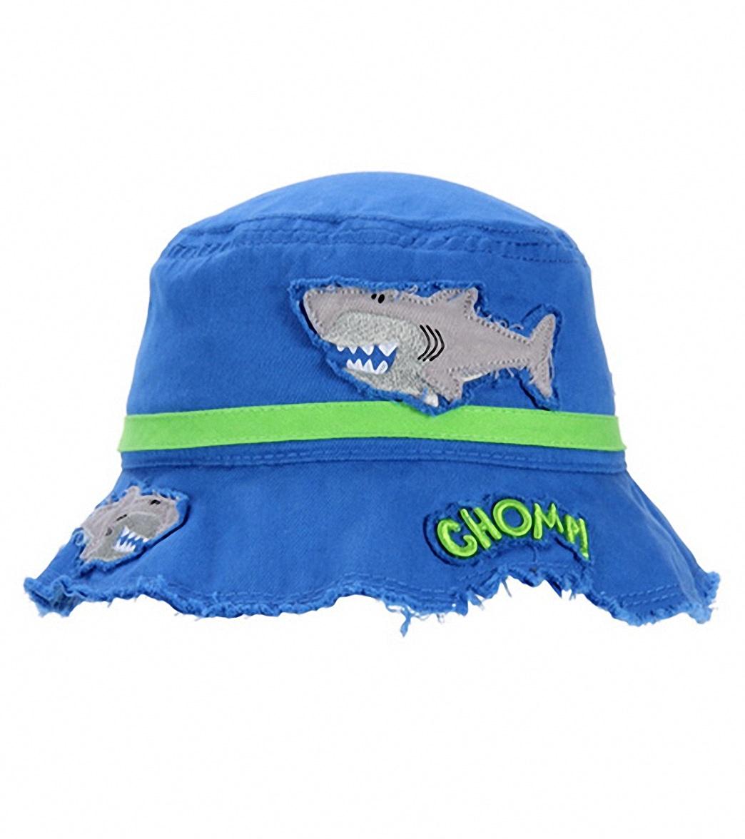 Stephen Joseph Kids  Shark Bucket Hat at SwimOutlet.com 3764aae11cc
