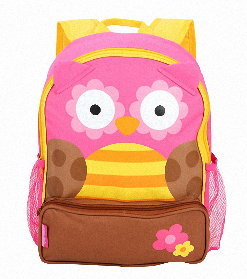 3961c1e36185 Stephen Joseph Kids  Owl Sidekick Backpack at SwimOutlet.com