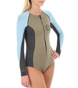 Billabong Women s Surf Capsule 2MM Cheeky Spring Suit at SwimOutlet ... 0198f02fc