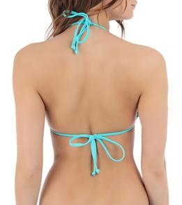 Body Glove Swimwear Womens Crochet Brasilia Triangle Bikini Top