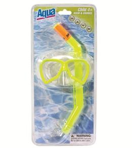 Aqua Leisure Child Mask & Snorkel Combo (Ages 4+)