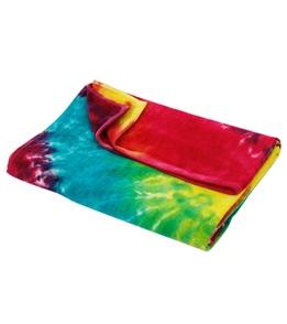 Royal Comfort Terry Velour Tie Dye Beach Towel 30