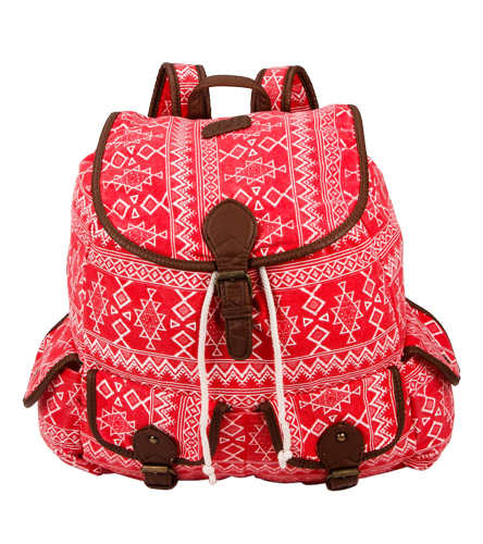 Billabong Women S Sea You Soon Canvas Backpack At