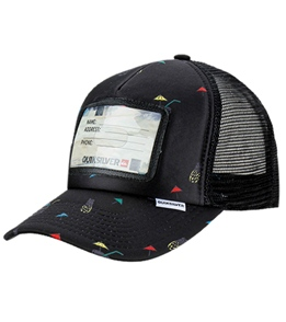 Quiksilver Men s Diggler Novelty Trucker Hat at YogaOutlet.com 9657e36e3dbd