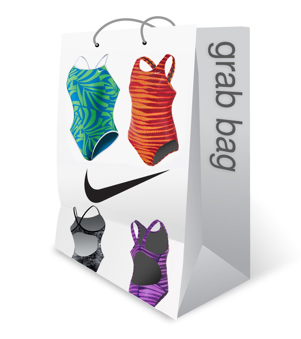 Nike Women s Nylon Spandex Swimsuit Grab Bag Assorted Colors at  SwimOutlet.com b24668f2fe0bb
