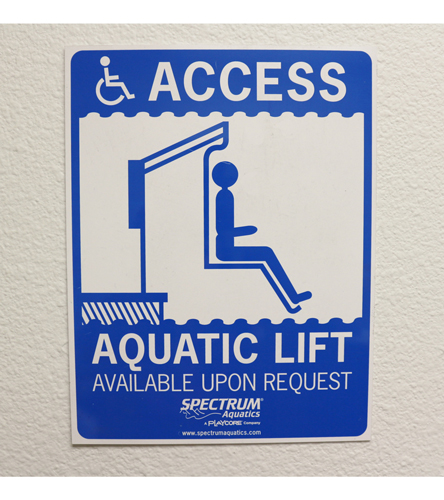 Pool Signs At Swimoutletcom