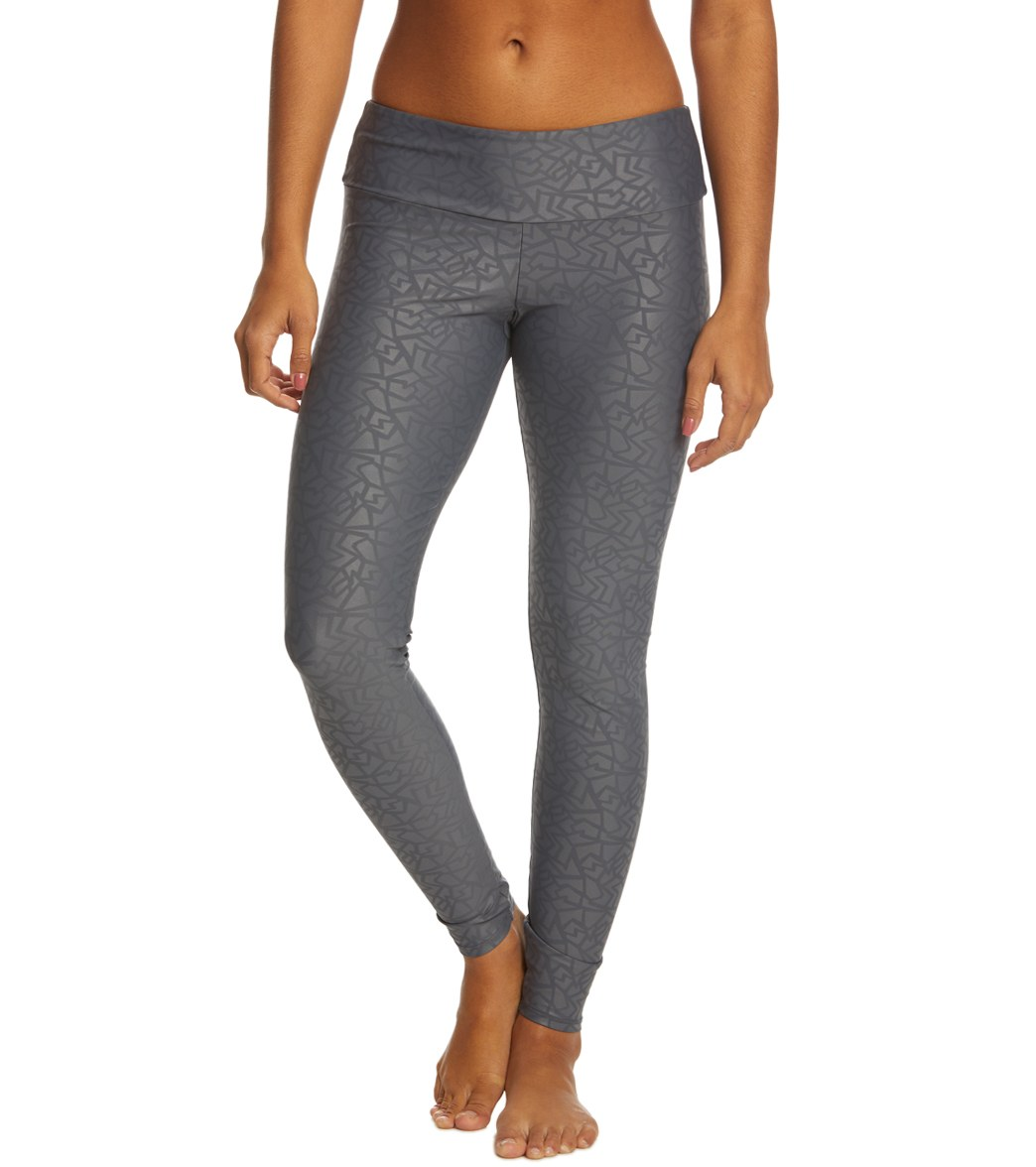 a9cbbaa7e48c2 Onzie Long Legging at YogaOutlet.com - Free Shipping