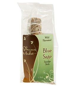 Shamans Market Blue Sage Smudge Sticks 4.5 in