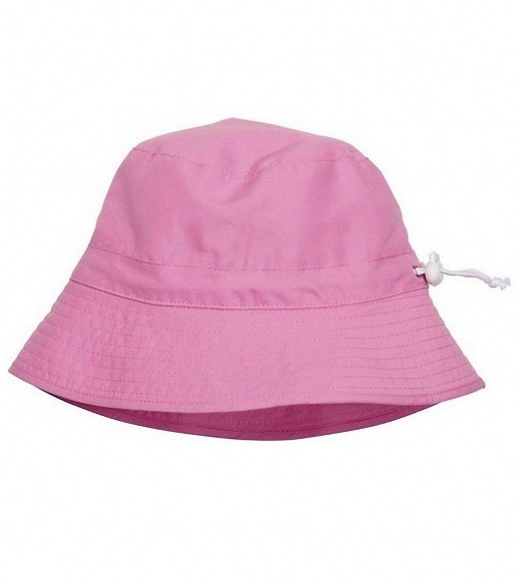 2a3088ed8 Snapper Rock Girls' Pink Bucket Hat (Kids)