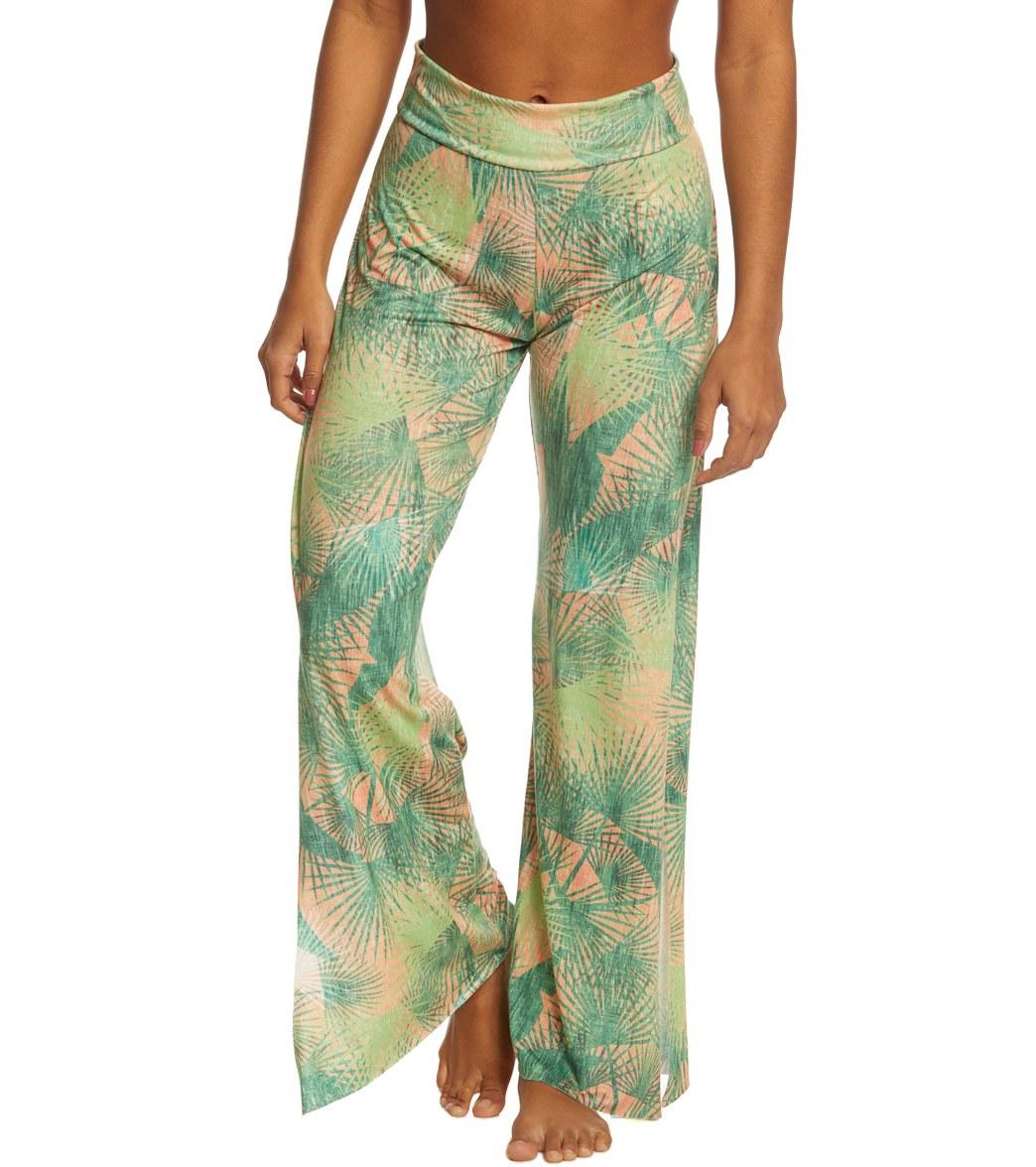 886edd4c10 Onzie Pura Vida Yoga Flare Pants at YogaOutlet.com - Free Shipping