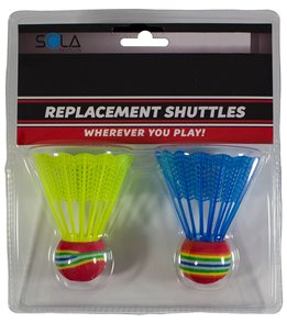Sola Replacement Shuttles