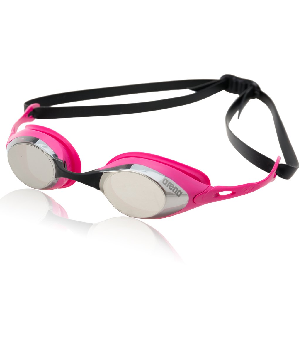 Arena Cobra Mirror Race Goggle at SwimOutlet.com - Free Shipping 580eb5342