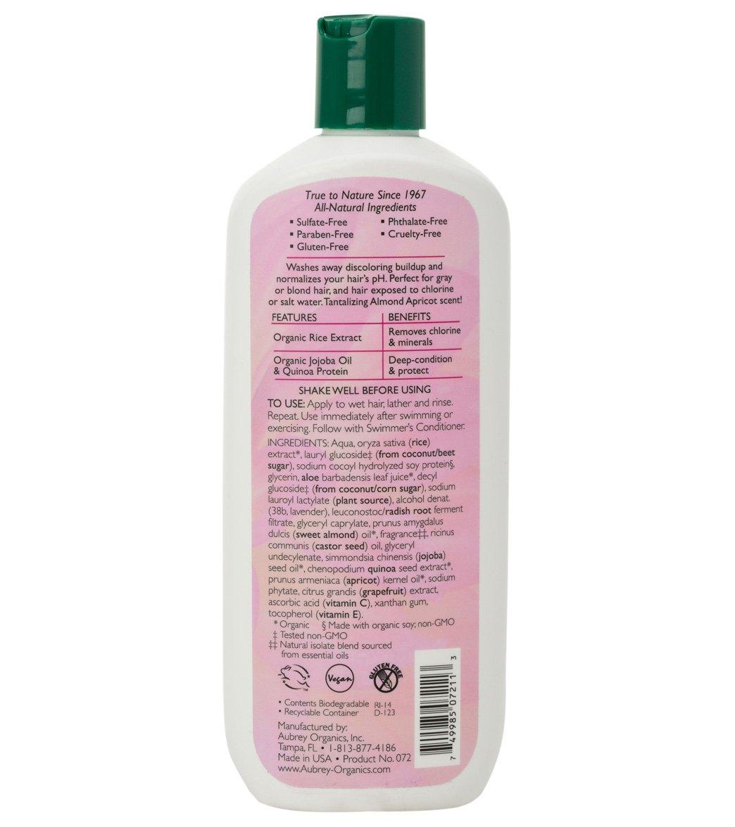 Aubrey Organics Swimmers Shampoo At Swimoutlet