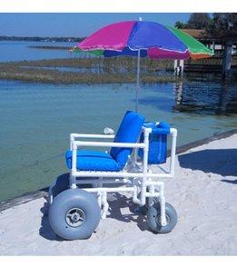 Healthline Medical Beach Wheelchair