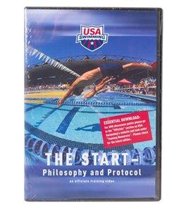 USA Swimming The Start DVD