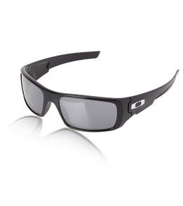 Oakley Men's Crankshaft Black Iridium Sunglasses