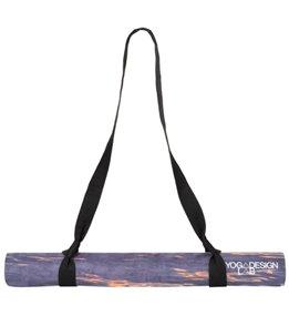 Yoga Design Lab Sunset Travel Yoga Mat Towel Combo At