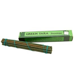 Shamans Market Tibetan Green Tara Incense Sticks