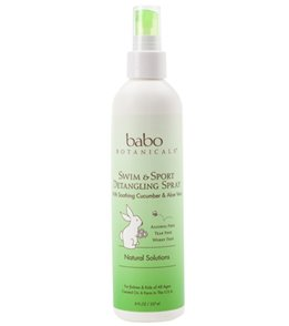 Babo Botanicals Swim & Sport Detangling Spray 8 oz