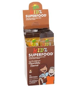 Amazing Grass Kidz Superfood Organic Nutritional Mix (15ct Box of Packets)