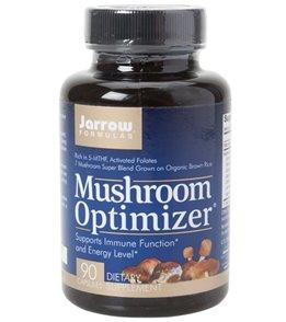 Jarrow Formulas Mushroom Optimizer Immune and Energy Dietary Supplement (90 Capsules)