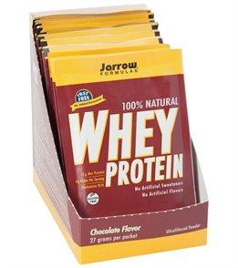 Jarrow Formulas Whey Protein Powder (12 Packets)