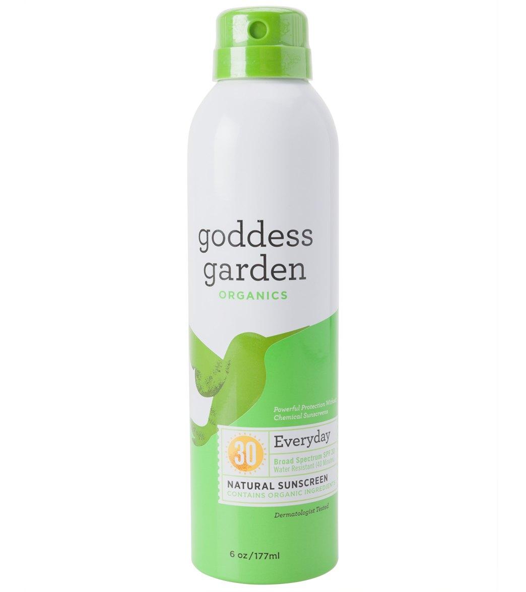 Goddess Garden Everyday Organic Spf 30 Continuous Spray 6 Oz At