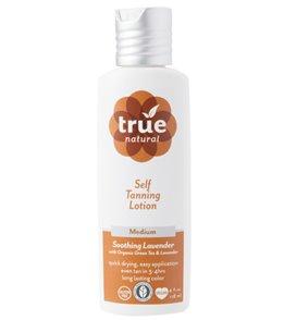 True Natural All Natural Self Tanning Lotion (Medium Tan, 4 oz)