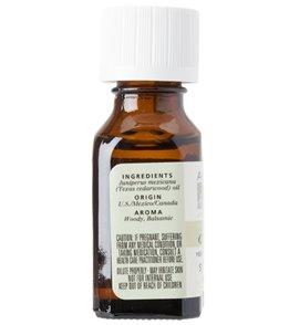 Aura Cacia Cedarwood, Texas 100% Pure Essential Oil - 0.5 oz