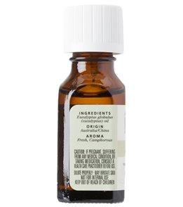 Aura Cacia Eucalyptus 100% Pure Essential Oil - 0.5 oz
