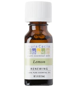 Aura Cacia Lemon 100% Pure Essental Oil - 0.5 oz