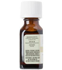 Aura Cacia Vetiver 100% Pure Essential Oil - 0.5 oz