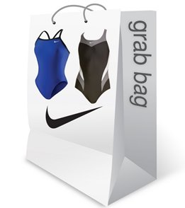 Nike Women's Solid/Splice Swimsuit Grab Bag Assorted Colors
